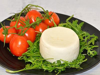 Ricotta salata di bufala