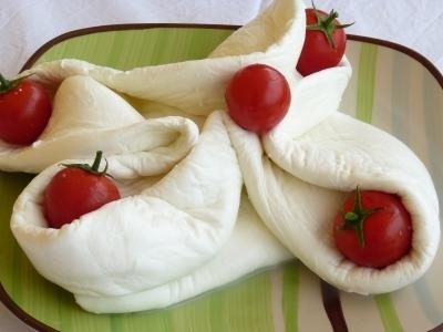 Sfoglia di mozzarella