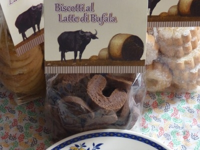 Biscotti al latte di bufala