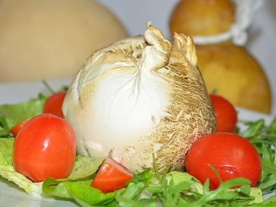 Mozzarella affumicata di bufala